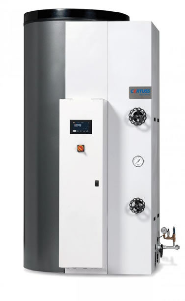 Stoomketel Universal TC 500 – 1800 kgh